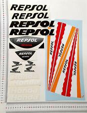 Mega Set Honda Repsol Dekal Set Vollcross Motorrad Sticker Honda Aufkleber n31