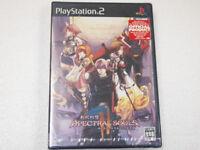 Senki Gensou Spectral Souls II Playstation PS2 Game Japan Region Locked New