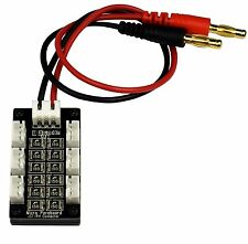 Apex RC Products Blade 130 X MCPX BL UMX 6 Battery Parallel Charging Board #1461