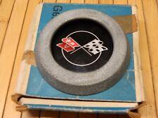 1968-1975 Corvette volante buje/cuerno Cap/cuerno button con emblema, nueva/New-nos GM
