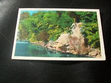 Vintage Postcard- Hawk's Nest, Turkey Run State Park, Marshall, Indiana
