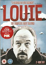LOUIE - Series 1. Louis C.K. Outrageously Original Comedy Series (2xDVD SET '13)