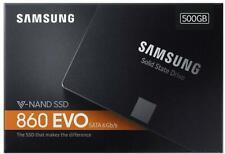 "Samsung 860 EVO 500GB 2.5"" SSD 500GB Capacity SATA III Interface MZ-76E500B/EU"
