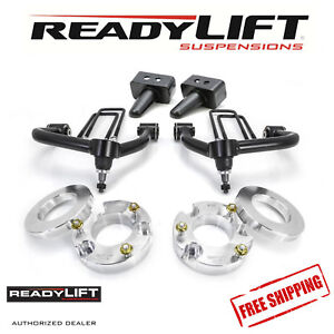 Ready Lift 5/'/' Rear Block Kit 26-2105 for 2004-2018 Ford F150 2WD//4WD #26-2105