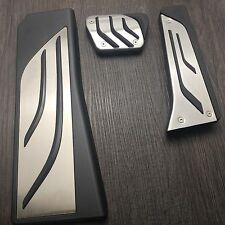 For BMW 5 6 7 Series F10 F11 F12 F07 GT F01 F02 No-Drilling AT Foot Pedal Cover