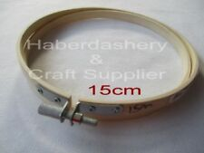 Hoops, Needles Beige Embroidery Machine Supplies