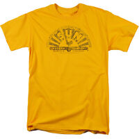 Sun Records WORN LOGO Licensed Adult T-Shirt All Sizes