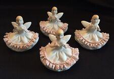 Vintage Ardalt Art Ware Fairy Princess Card Holders