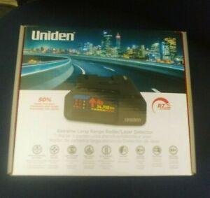 Uniden R7 Extreme Long Range Radar/Laser Detector with GPS 100% factory sealed