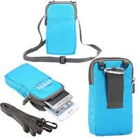 Universal Waist Belt Bag Wallet Pouch Purse Phone Case For Mobile SmartPhones