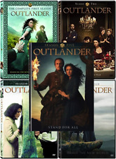Outlander: The Complete Series Seasons 1-5 1 2 3 4 5 (DVD, 2020, 23-Disc Set)