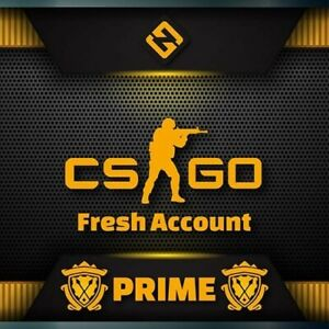 NEW CSGO ACCOUNTS⭐ PRIME LEVEL 21+⭐ 40+ HOURS ⭐ FACEIT ENABLED (⚡FAST DELIVERY)