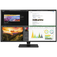 "LG 43"" 4K UHD IPS LED Monitor 3840 x 2160 16:9 (43UN700-B)"