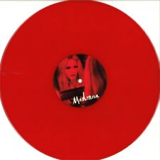 "MADONNA ghosttown part1 12"" VINYL vinile COLOURED red carton sleeve MINT"