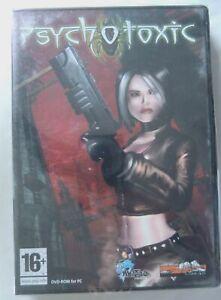 69648 - Psychotoxic [NEW / SEALED] - PC (2004) Windows XP