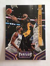 2014-15 Panini Threads NBA Basketball Card - Los Angeles Lakers 26 Carlos Boozer