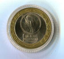 Médaille pape Jean-paul II souverain pontife Maximus 1978 2005 Johannes paulus m_513