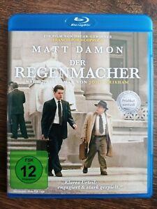 Der Regenmacher (Matt Damon Francis Ford Coppola Drama) Uncut Blu-ray wie NEU!!!