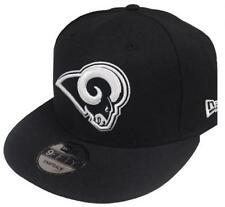 Gorra de hombre en color principal negro 100% lana