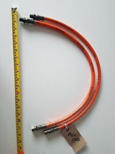 "Eaton Synflex High Pressure Hose 10,000 Psi x 3/16"" x 20"" Long 3EV0-03 NEW"