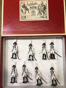 CBG Mignot: Boxed Set - Napoleons Strasbourg Guard, c1805. Post War