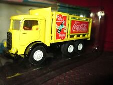 AHL mack COE Cabover coke cola deliv truck American Highway Legend 1/64 Hartoy