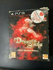 DEMON'S SOULS BLACK PHANTOM EDITION COLLECTOR LIMITEE - JEU PS3 / PLAYSTATION 3