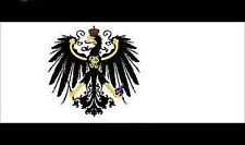 5x Kingdom of Prussia FLAG Flags Flag 4 9/10x3ft New product Prussia flags