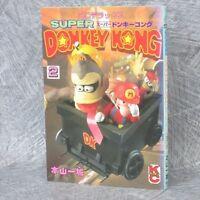 SUPER DONKEY KONG WITH MARIO 2 Manga Comic KAZUKI MOTOYAMA Japan Book KO40*