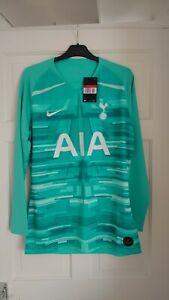 Tottenham Hotspur Spurs Nike 2019/2020 Home Goalkeeper Shirt Jersey - L - New!!