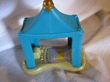 Fisher Price Little People Christmas manger nativity new wise men teal tent toy