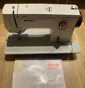 Bernina 817 Sewing Machine No Foot Pedal