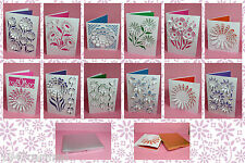 CRAFT ROBO/SILHOUETTE 3D Flower card templates CD151 by cocopopart