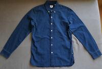 Herren Hemd Jeanshemd LEVIS LEVI´S Pacific No Pocket Shirt 32888-0008 gr. M