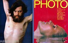 PHOTO 180../....ANNIE LEIBOVITZ......LA STAR DE LA PHOTO-POP..../..09 - 82