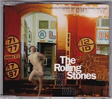 The Rolling Stones - Saint Of Me - CD (4 x Track Virgin Australia Pic. Disc)