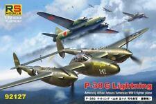 RS Models 1/72 P-38G Lightning # 92127