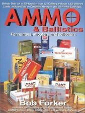 Ammo and Ballistics : Ballistics Data on 125 Calibers and 1400 Loads Out to 500