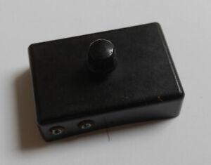 Telefunken uralt Detektorempfänger antikes Detektorradio Diodenempfänger 1946-48