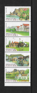 1998 South Africa - Explore South Africa Booklet Pane - Unmounted Mint.