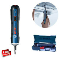 BOSCH GO 3.6V Electric Rechargeable Screwdriver 6Gear Cordless Power Tool 360RPM