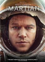 THE MARTIAN (DVD, 2016) - NEW SEALED DVD