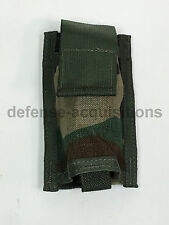NEW Allied Industries MOLLE 40MM Pyrotechnic Pouch Woodland Camo US MILITARY