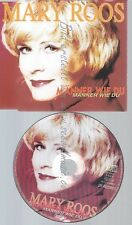 CD--MARY ROOS -- --- MAENNER WIE DU