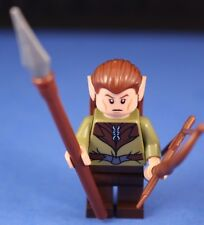 LEGO® The HOBBIT™ 79004 Mirkwood™ ELF GUARD Minifigure + Bow & Arrow + SPEAR