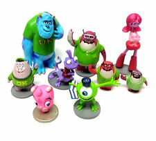 WALT DISNEY Movies MONSTERS UNIVERSITY figure set SOME RARE CHARACTERS