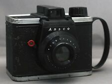 Ansco Ready Flash Vintage Film Camera  USA AS IS