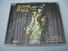 David Bowie Bowie at the Beeb BBC 2 CD Set Rare FIRST PRESSING Excellent