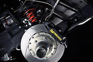 Aston Martin DBS6  AP Racing Front Brake Upgrade Kit