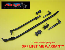 XRF Tie Rod Drag Link STEERING T Style UPGRADE RAM 2500 3500 LIFETIME WARRANTY